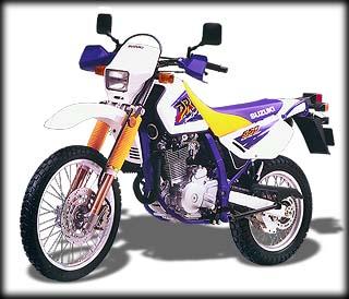 1996 DR650se Review p1 - v5